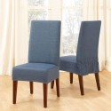 Dining room chair slipcovers , 8 Stunning Dining Chair Slipcovers In Furniture Category
