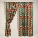 Diva Ikat Curtain , 8 Brilliant Ikat Curtains In Interior Design Category
