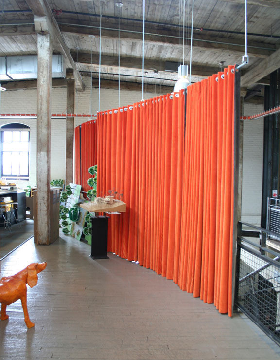 Others , 8 Popular Room Dividing Curtains : Dividing Curtain