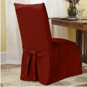 Duck Dining Chair Slipcover , 8 Stunning Dining Chair Slipcovers In Furniture Category
