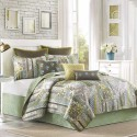 Echo Bedding , 6 Good Boho Chic Bedding In Bedroom Category