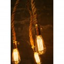 Edison Bulb Rope , 7 Awesome Edison Bulb Chandelier In Lightning Category