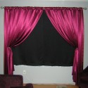 Elegant Satin Curtains , 7 Unique Sun Blocking Curtains In Others Category