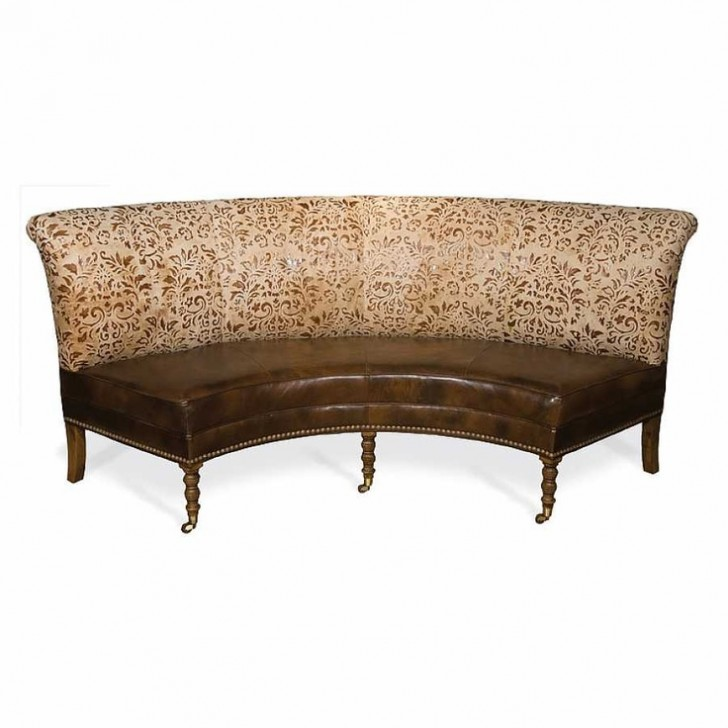 Extended Banquette Curved 6 Ultimate