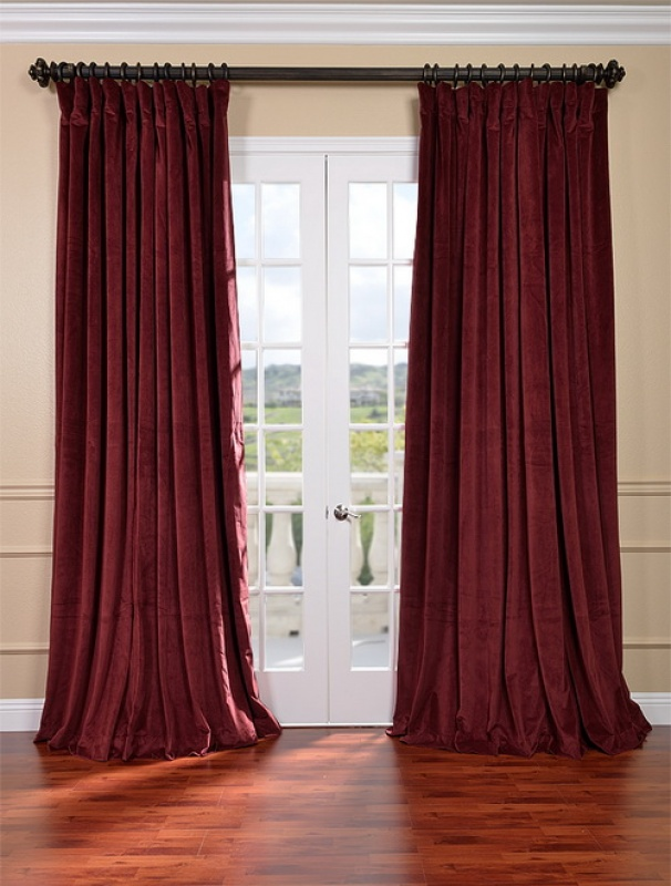 606x800px 8 Hottest Extra Wide Curtain Panels Picture in Others