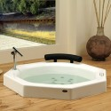 Faucets not included with tub , 8 Nice Japanese Soaking Tubs In Bathroom Category