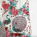 Floral Peacock Shower Curtain , 8 Fabulous Peacock Shower Curtain In Others Category