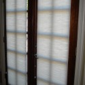 Frenchdoor silhouette , 8 Hottest Window Coverings For French Doors In Interior Design Category
