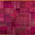 Fuschia Patchwork Rug , 8 Hottest Fuschia Rug In Others Category