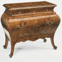 Genovese style inlaid bombe chest , 6 Ultimate Bombe Chest In Furniture Category