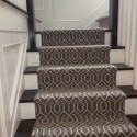 Geometric Stair Runner modern staircase , 8 Top Stair Runner In Others Category