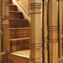 George Quinn , 7 Fabulous Newel Post Designs In Interior Design Category