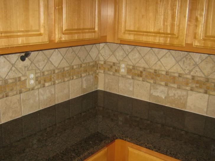 Kitchen , 5 Ultimate Backsplash Tile Patterns : Granite Backsplash Tile Backsplash