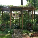 Grape Arbor , 6 Awesome Grape Arbors In Others Category