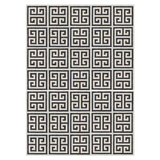 520x520px 7 Stunning Greek Key Rug Picture in Furniture