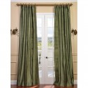 Green Curtain Panel , 8 Cool Silk Curtain Panels In Others Category