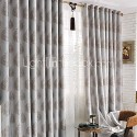 Grey Floral Jacquard Blackout Curtains , 7 Good Grey Blackout Curtains In Others Category