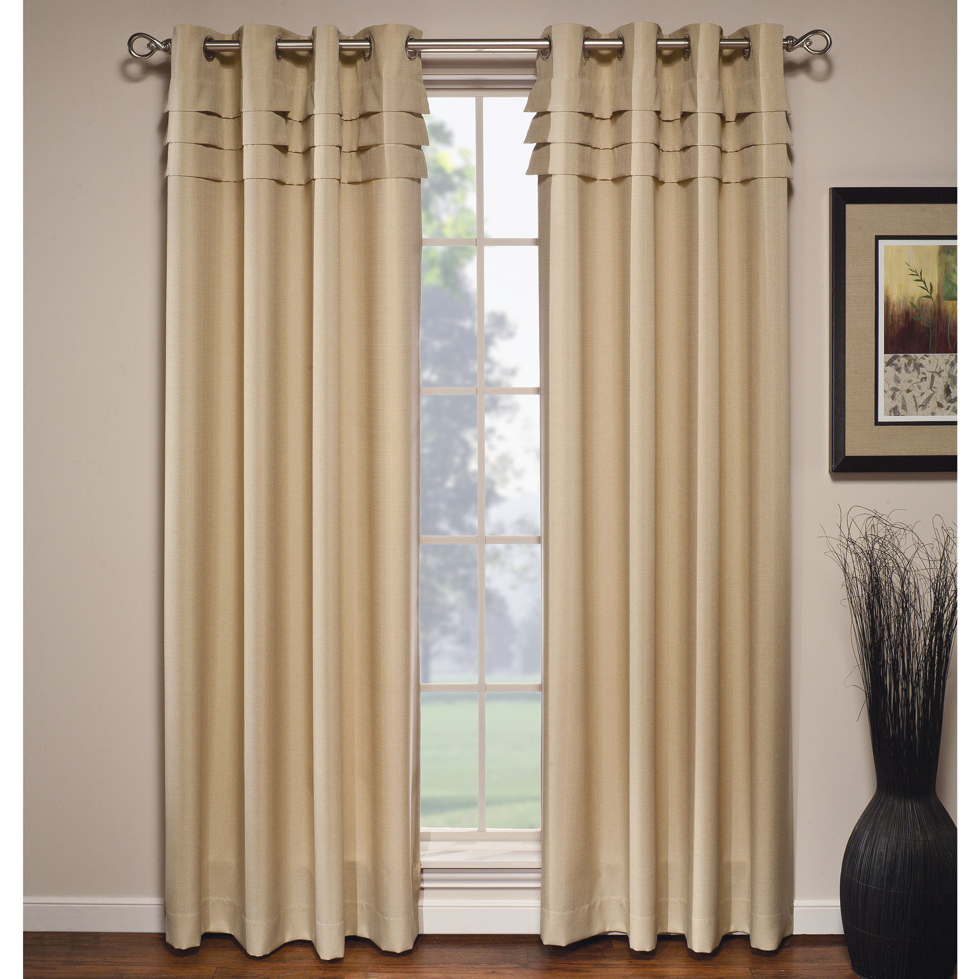 2000x2000px 6 Best Grommet Curtain Panels Picture in Others
