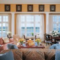 Hang Curtains For Bay Windows , 8 Gorgeous Bay Window Curtain Ideas In Others Category