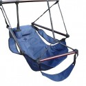 Hanging Navy Blue Hammock Air Swing Chair , 7 Ultimate Hanging Hammock Chair In Others Category