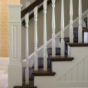 Home Design , 7 Fabulous Newel Post Designs In Interior Design Category