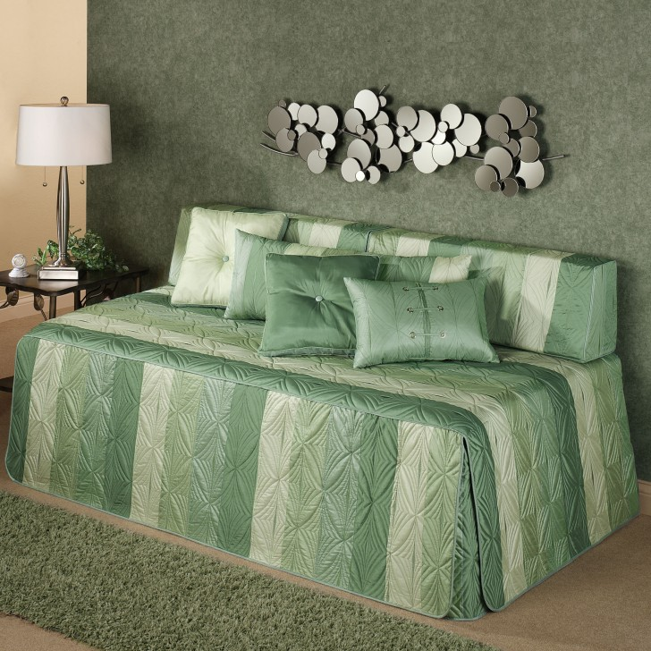 Bedroom , 8 Top Daybed Covers : Home Reflection Hollywood Daybed