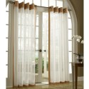 Home Soho Tailored Grommet Panel , 7 Stunning Grommet Curtains In Interior Design Category