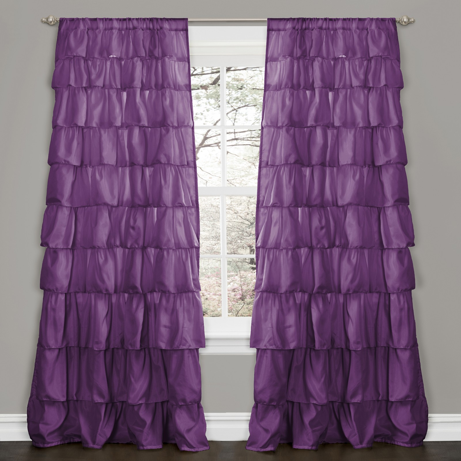 1600x1600px 7 Superb Ruffle Curtain Panel Picture in Others