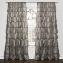 Home Window Treatments Curtains , 7 Superb Ruffle Curtain Panel In Others Category