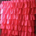 Hot Pink Ruffled Shower curtain , 7 Cool Pink Ruffle Shower Curtain In Others Category