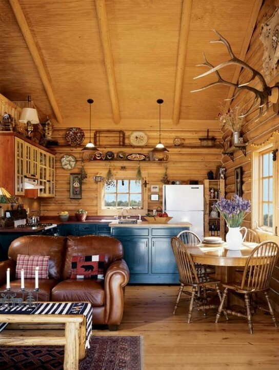 544x720px 7 Top Hunting Lodge Decor Picture in Interior Design
