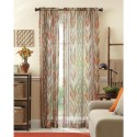 Ikat Sheet Curtain Panel , 8 Ultimate Ikat Curtains In Interior Design Category
