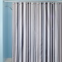 Interdesign Regency Stripe Fabric Shower Curtain , 8 Stunning Striped Shower Curtain In Others Category