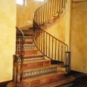 Interior Ornamental Iron , 8 Nice Wrought Iron Stair Railing In Interior Design Category