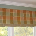 Inverted Box Pleated Valance , 8 Popular Pleated Valance In Interior Design Category