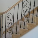 Iron Balusters , 7 Fabulous Iron Balusters In Interior Design Category