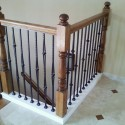 Iron Balusters Hammered , 8 Cool Wrought Iron Balusters In Others Category