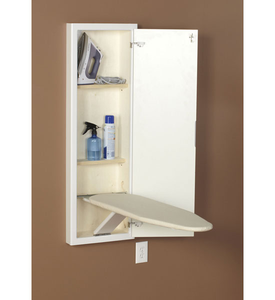 Furniture , 7 Gorgeous Ironing Board Cabinet : Ironing Boards