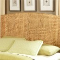 Islander Queen , 8 Cool Seagrass Headboard In Bedroom Category