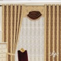Jacquard Blending Soundproof Curtains  , 8 Good Soundproof Curtain In Others Category