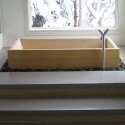 Japanese ofuro soaking bath tubs , 8 Nice Japanese Soaking Tubs In Bathroom Category