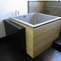 Japanese soaking tub , 8 Nice Japanese Soaking Tubs In Bathroom Category