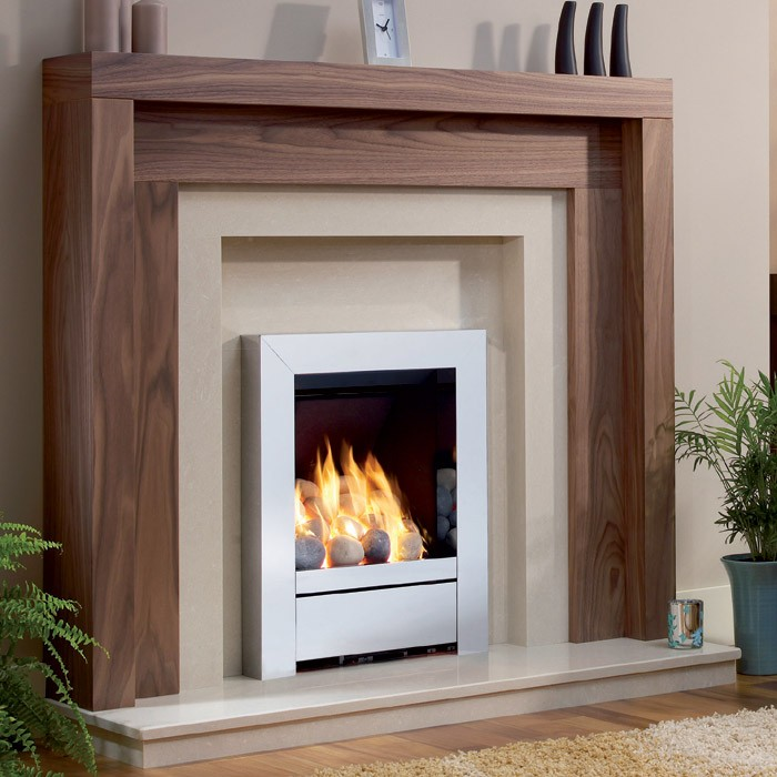 700x700px 7 Stunning Modern Fireplace Surrounds Picture in Others