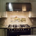 Kitchen Backsplash Tile , 7 Cool Backsplash Medallions In Kitchen Category