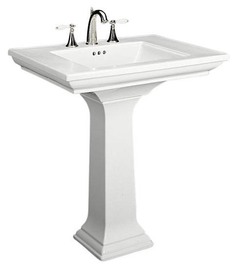 Bedroom , 8 Stunning Kohler Pedestal Sink : Kohler Memoirs Pedestal Sink
