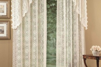 660x800px 7 Top Lace Curtain Panels Picture in Others
