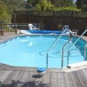 Large Pools , 7 Superb Above Ground Pools With Decks In Others Category