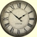 Large Wall Clock , 6 Awesome Oversized Wall Clocks In Furniture Category