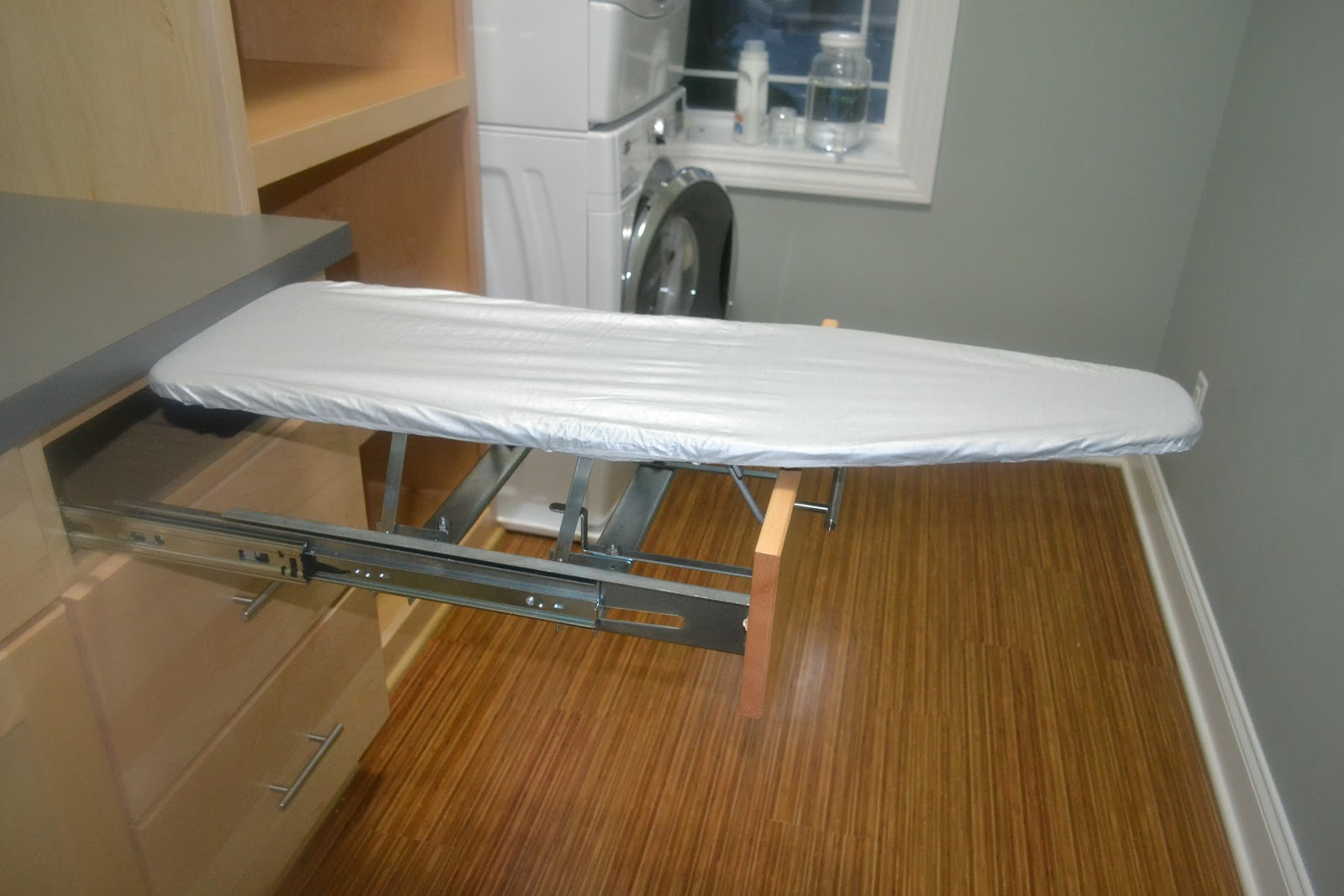 100 fold down ironing board cabinet fold down desk table wi