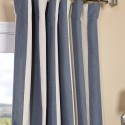 Linen Blend Curtain , 7 Ultimate Navy Striped Curtains In Others Category